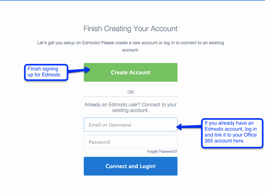 Office 365 Online Sign In Beautiful Sign Up with Fice 365 – Edmodo Help Center