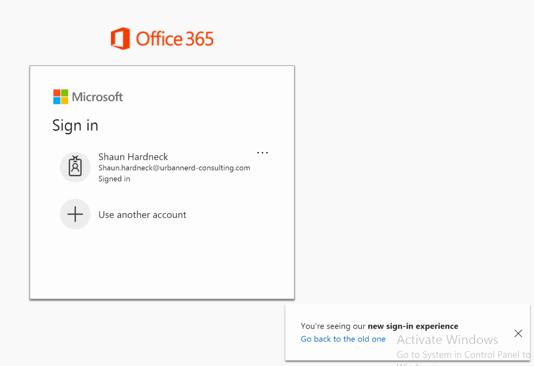 Office 365 Online Sign In Best Of New Microsoft Fice 365 Sign In Experience thatlazyadmin