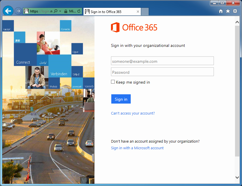 Office 365 Online Sign In New Fice 365 – Single Sign for Point Skydrive Crm