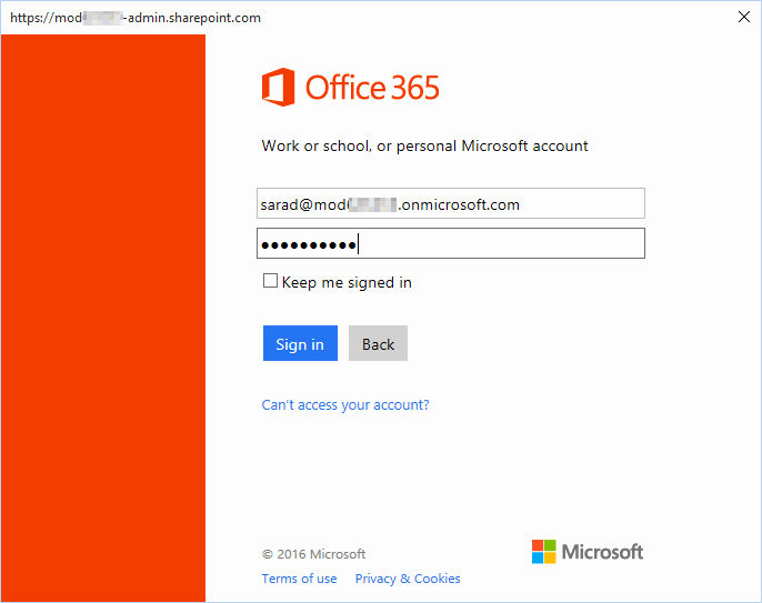 Office 365 Online Sign In New Migrate Contents to Edrive for Business In Fice 365