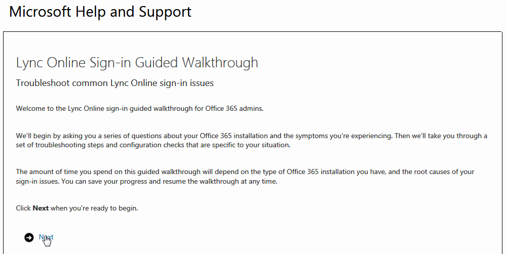 Office 365 Online Sign In Unique Fice 365 – New Lync Line Sign In Troubleshooting tool