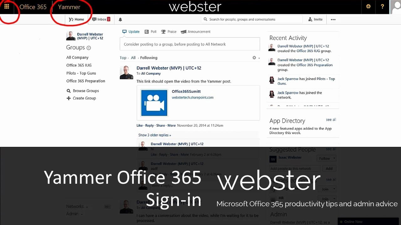 Office 365 Online Sign In Unique Yammer Fice 365 Sign In