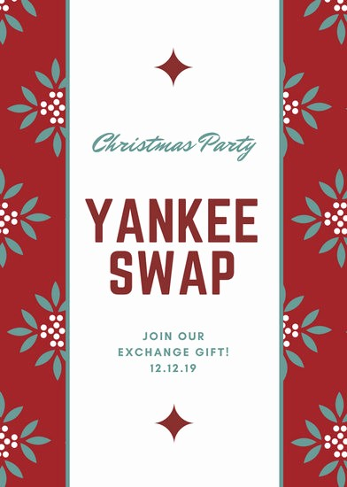 Office Christmas Party Flyer Templates Inspirational Customize 72 Christmas Flyer Templates Online Canva