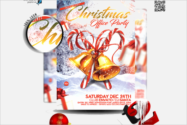 Office Christmas Party Flyer Templates Luxury 30 Fice Flyer Templates Free Word Design Templates