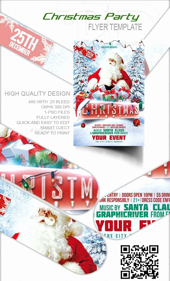 Office Christmas Party Flyer Templates Luxury 35 Best Psd event Flyer Templates Designmaz