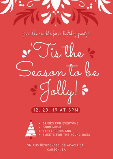 Office Christmas Party Flyer Templates Luxury Customize 72 Christmas Flyer Templates Online Canva