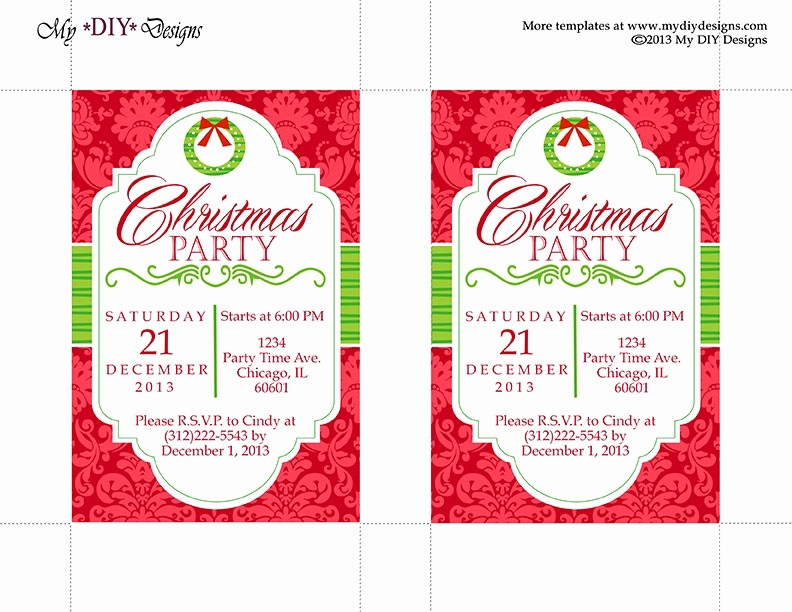 Office Christmas Party Flyer Templates Unique Fice Christmas Party Flyer Templates Invitation Template