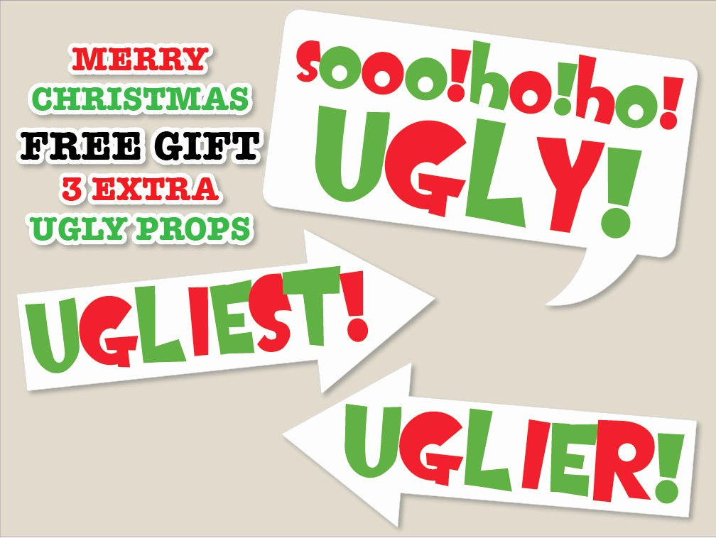 Office Christmas Party Free Download Awesome Christmas Booth Props Silly Christmas Fice Party