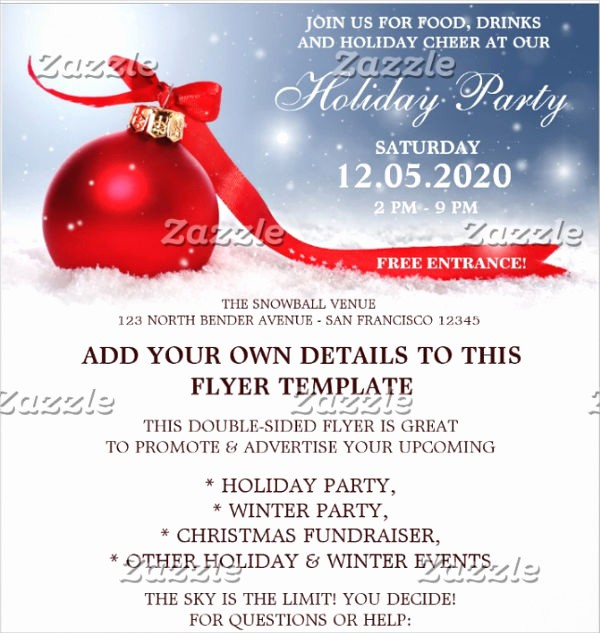 Office Christmas Party Free Download Beautiful 76 Party Flyer Examples Psd Ai Eps Vector
