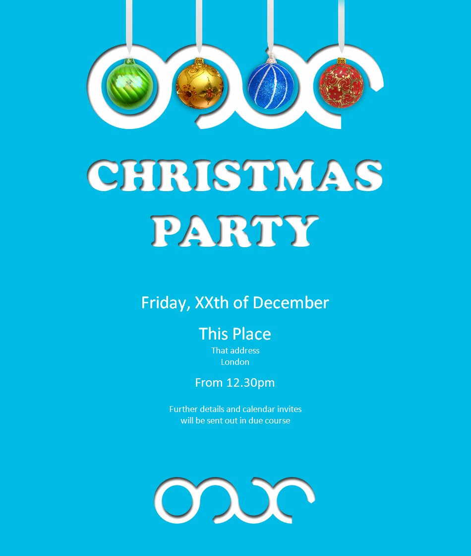 Office Christmas Party Free Download Fresh Pany Party Invitation Simple Pany Party Invitation