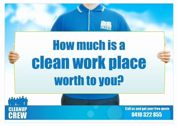Office Clean Up Day Flyer Awesome Cleanup Crew In Melbourne Vic Cleaning Truelocal