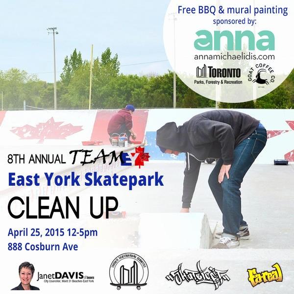 Office Clean Up Day Flyer Beautiful Tsc Board torontoskateboarding Nick Pierre