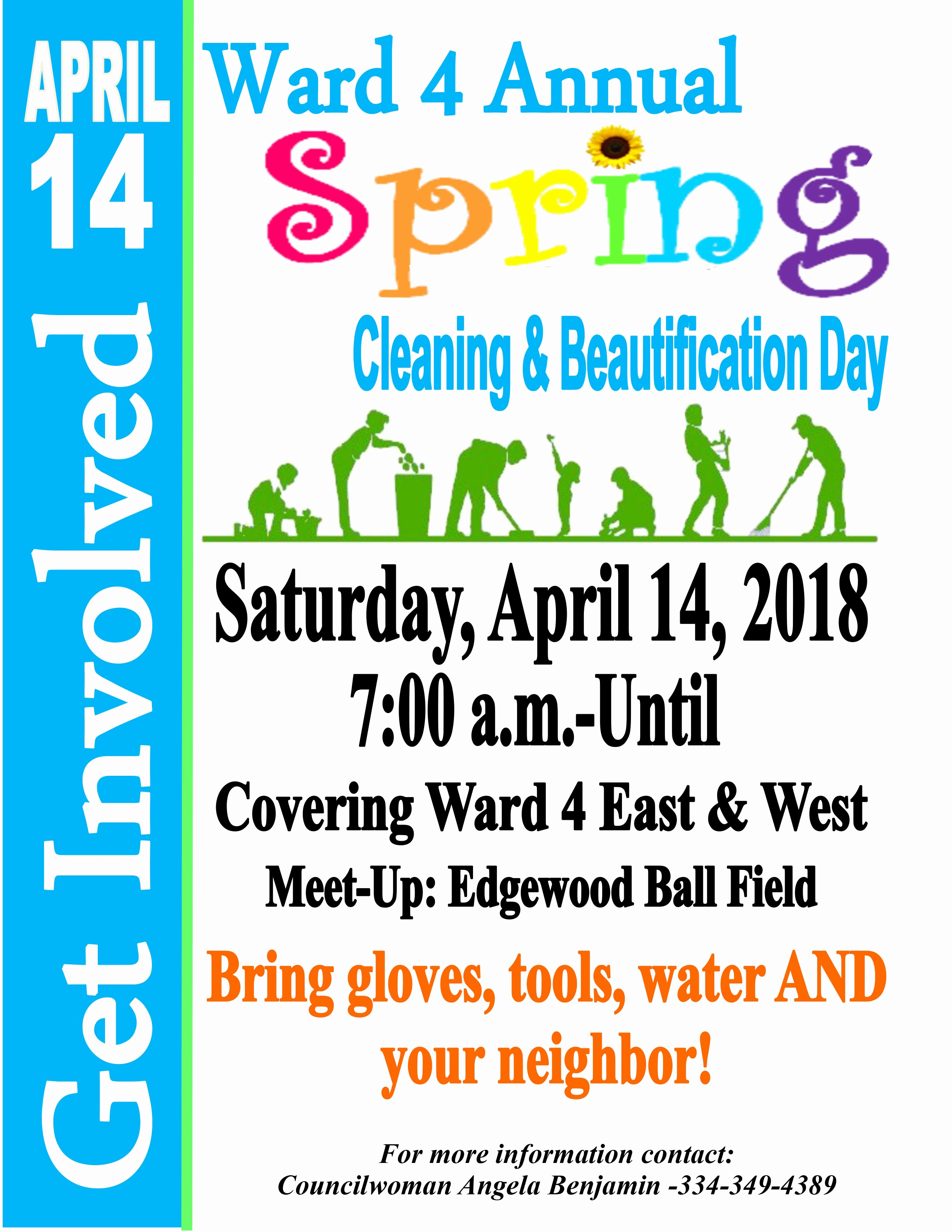 Office Clean Up Day Flyer Beautiful We Wel E tourists and Guests – the City Of Selma Alabama