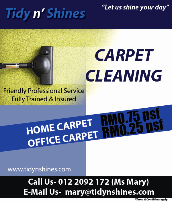 Office Clean Up Day Flyer Best Of Carpet Cleaning Services In Malaysia