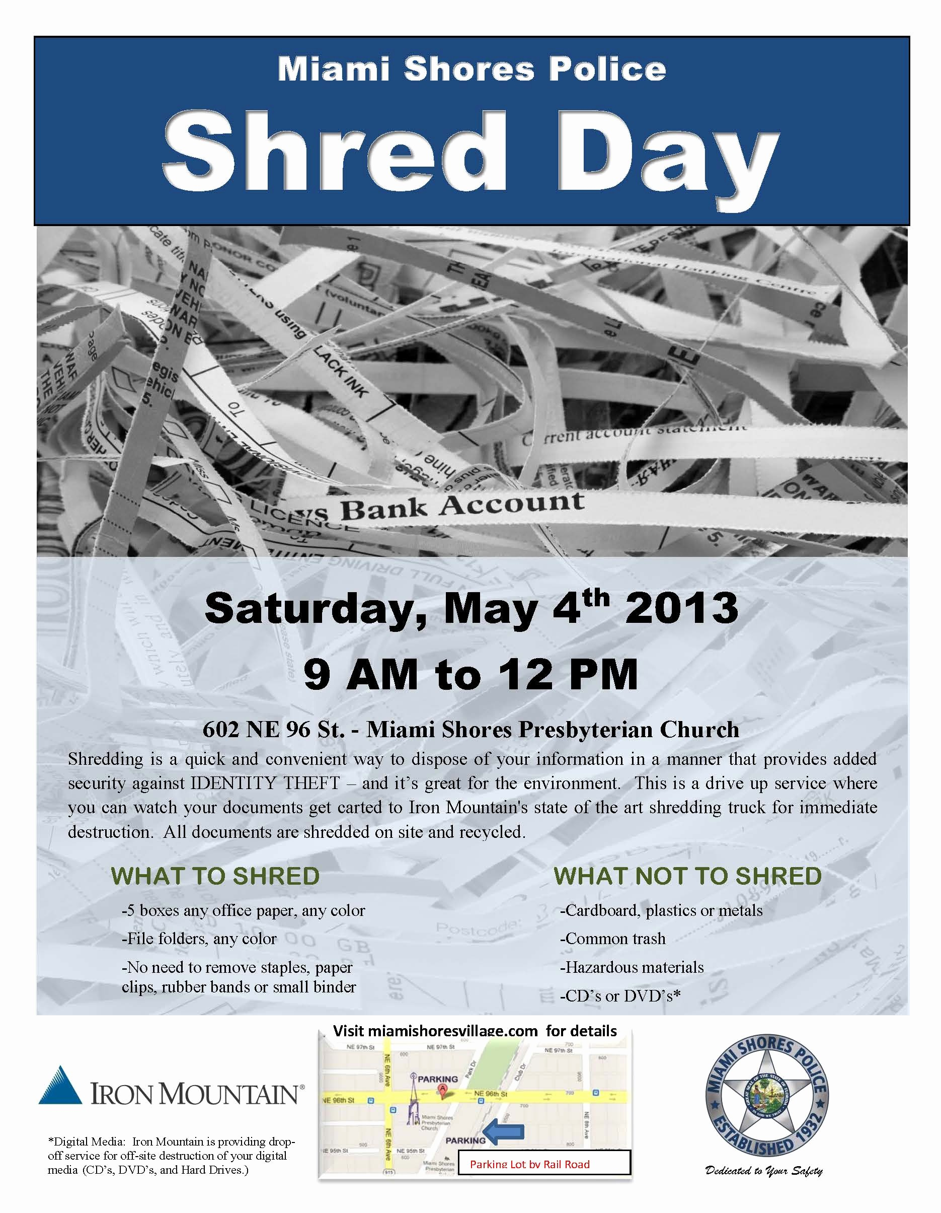 Office Clean Up Day Flyer Luxury Shred It Day Flyers Bing Images