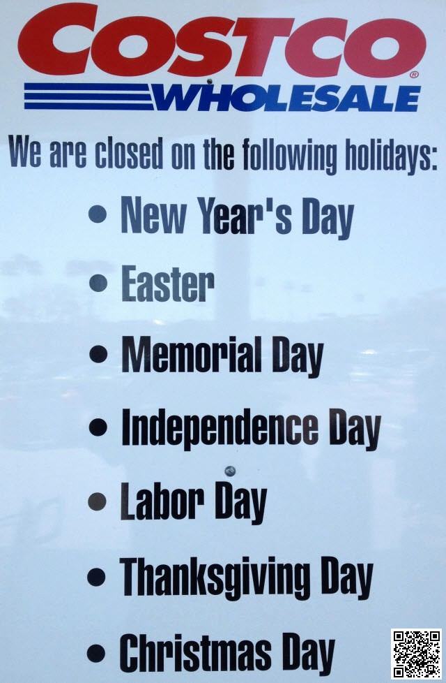 Office Closed for Holiday Sign Beautiful Costco Closed On the Following Holidays Michael Dorausch