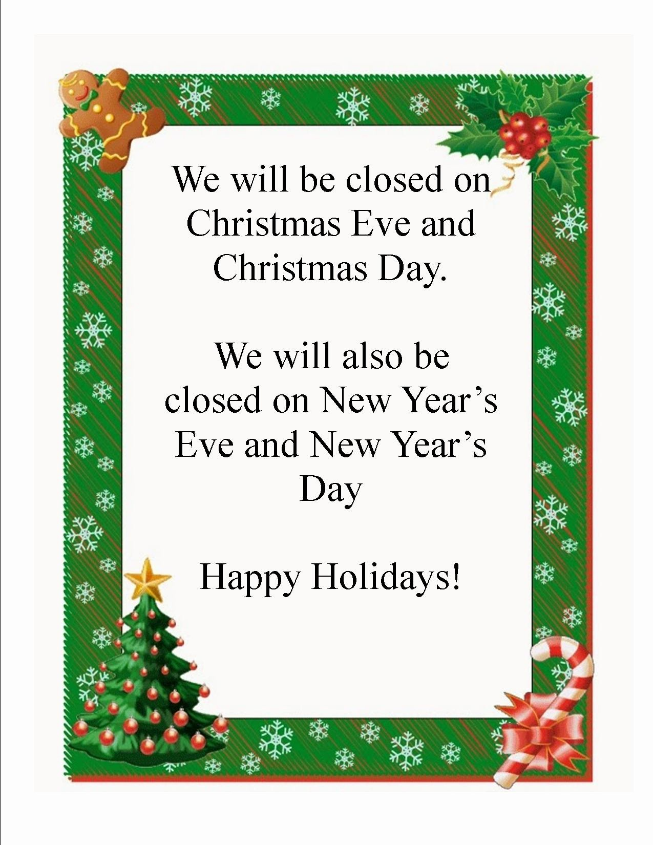 Office Closed for Holiday Sign Elegant Mayville Public Library