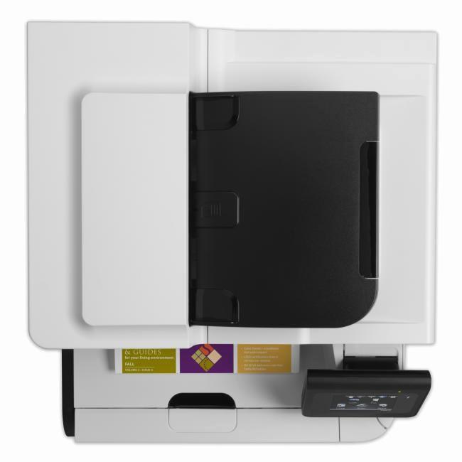 Office Depot Fax Cover Sheet Beautiful Hp Laserjet Pro 300 M375nw All In E Printer Copier