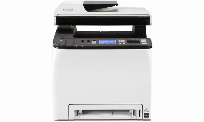 Office Depot Fax Cover Sheet Beautiful Ricoh Sp C250sf All In E Color Laser Printer