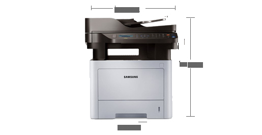 Office Depot Fax Cover Sheet Lovely Samsung Proxpress Multifunction Monochrome Laser All In