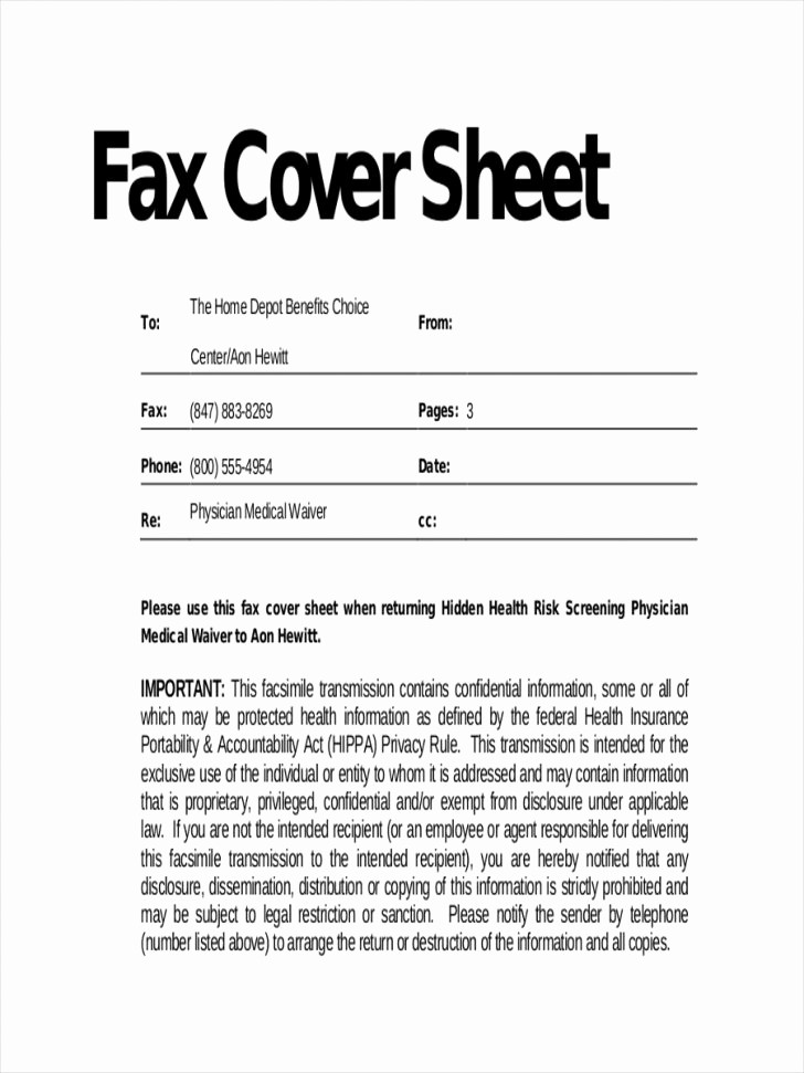 Office Depot Fax Cover Sheet New Home Depot Cover Letter Hospiiseworks