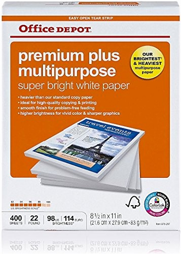 Office Depot Fax Cover Sheet Unique where to Find Multipurpose Paper 22 Lb
