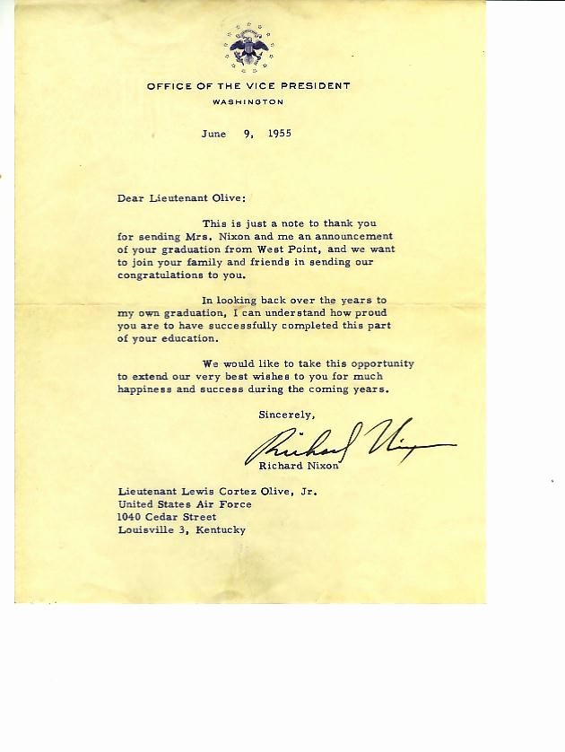 Office Of the President Letterhead Elegant President Nixon Fice Of the Vp