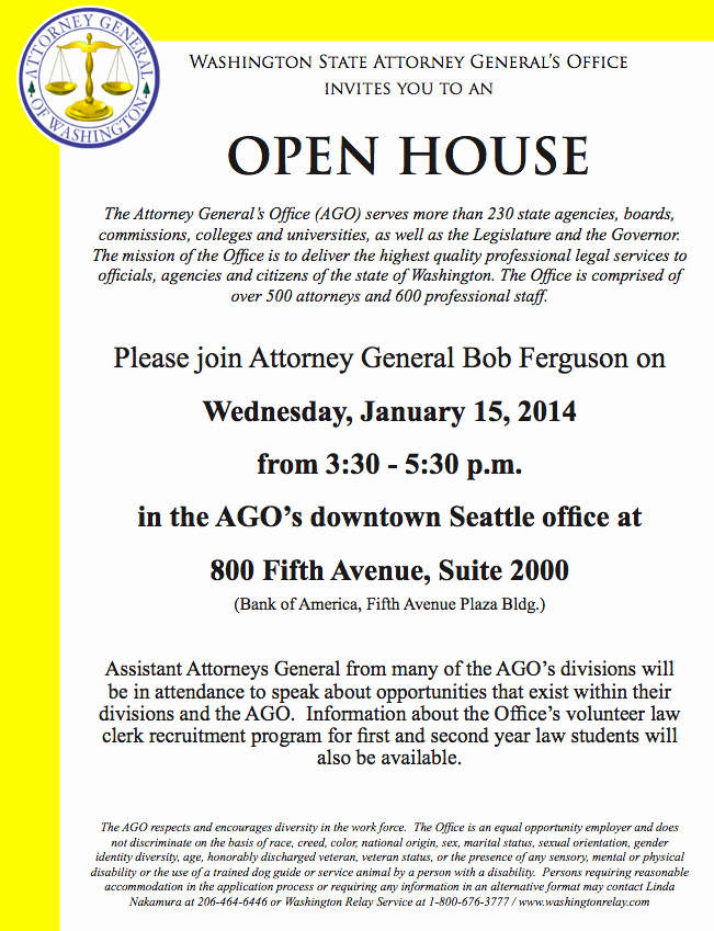 Office Open House Invitation Wording Beautiful Criminal Justice System
