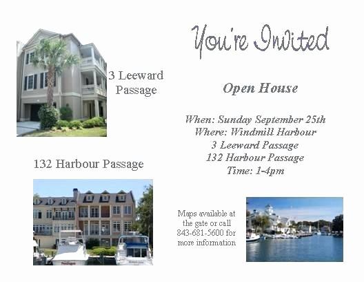 Office Open House Invitation Wording Lovely Business Open House Invitation Templates Fitted and Blue