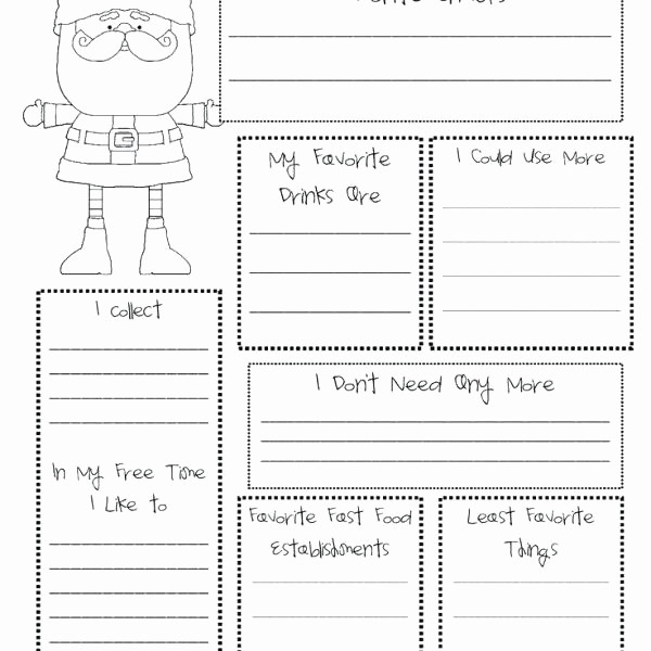 Office Secret Santa Questionnaire Templates Best Of Secret Santa Wish List – Delraybeachflorida