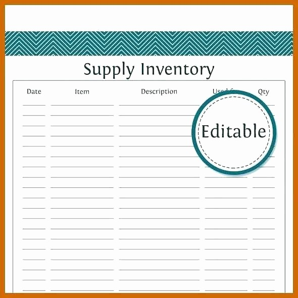 Office Supply order List Template Unique Supply Inventory Template – Mysticskingdomfo