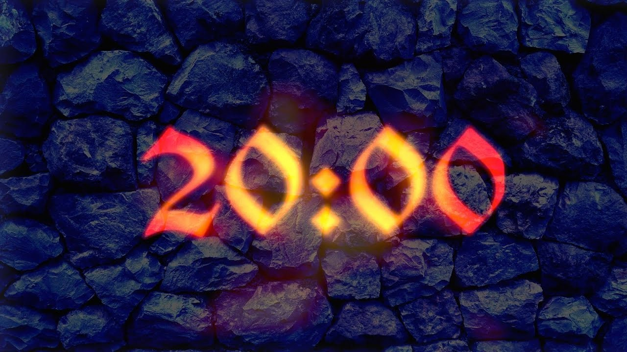 One Minute Timer with Music Best Of 20 Minutes Countdown Timer with Ambient Relaxing Music