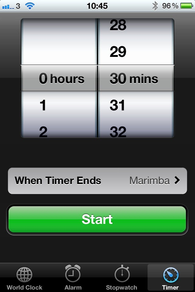 One Minute Timer with Music Elegant How to Set Your Music App to Stop Playing after A Set
