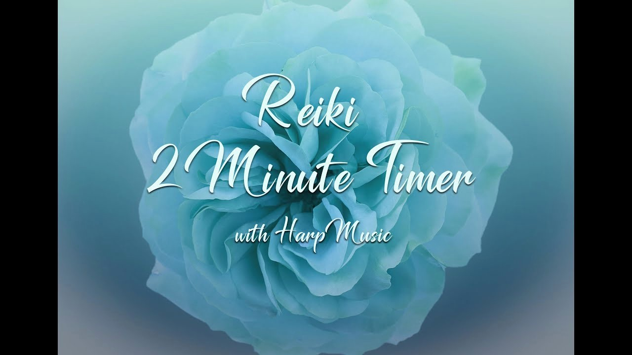 One Minute Timer with Music Fresh 98 Reiki 2 Minute Timer with Music Reiki Healing Music