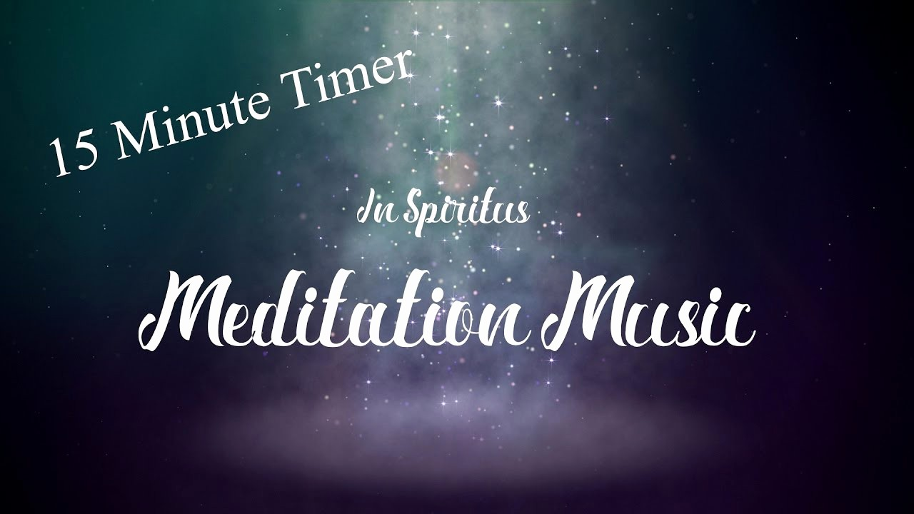 One Minute Timer with Music New 15 Minute Meditation Music with Timer