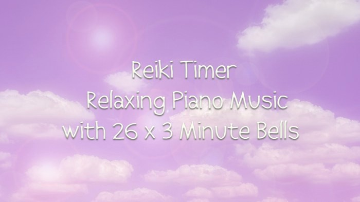 One Minute Timer with Music Unique Reiki Music with 3 2 & 5 Minute Reiki Timers