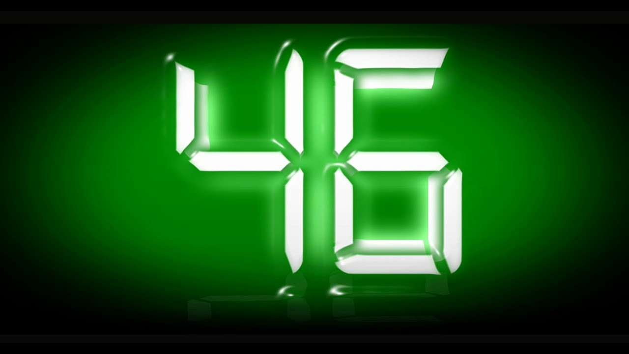 One Minute Timer with sound Inspirational Countdown 1 Minute Part 15 Clock Timer with sound