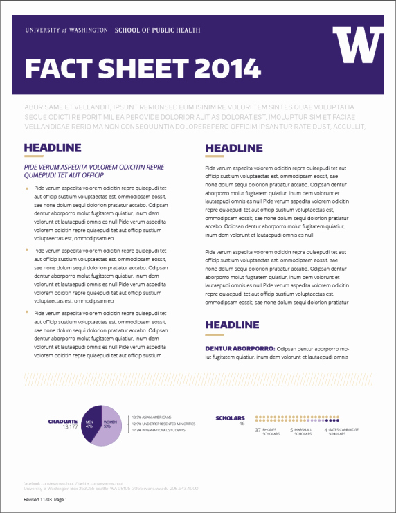 One Page Fact Sheet Template Awesome 12 Fact Sheet Templates Excel Pdf formats