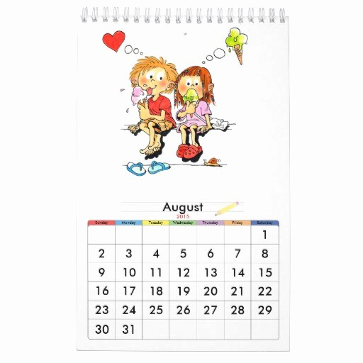 One Page Yearly Calendar 2015 Luxury Small Single Page School Year Calendar 2015 2016
