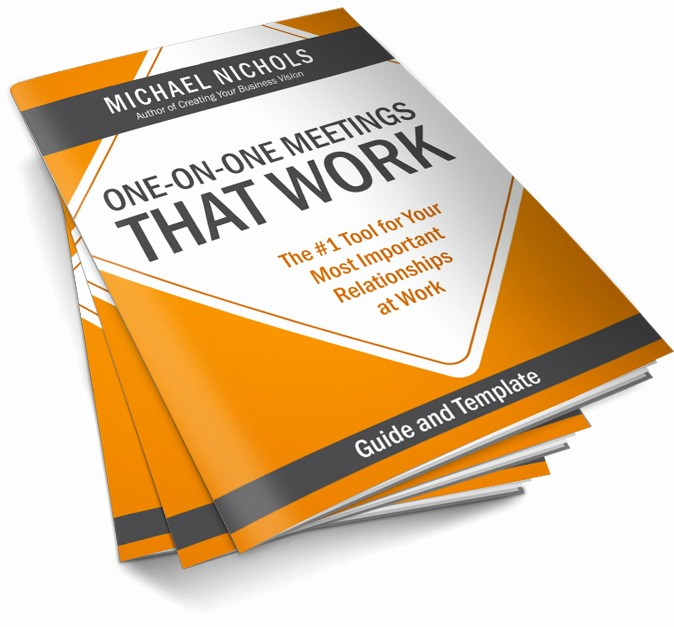 One to One Meeting Templates Elegant E On E Meeting that Works Free Pdf Template