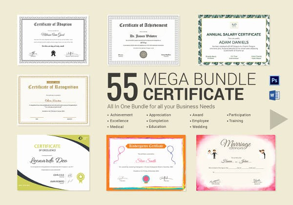 Online Certificate Maker with Logo Beautiful 23 Best Award Certificate Templates