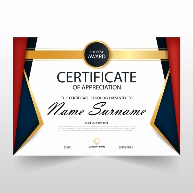 Online Certificate Maker with Logo Inspirational Colorful Luxury Horizontal Certificate Design Vector
