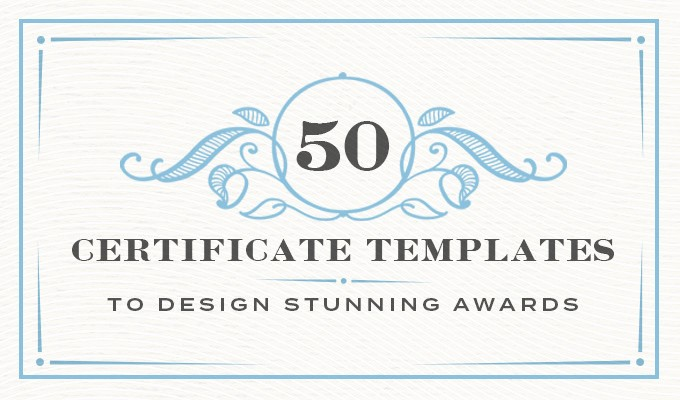 Online Certificate Maker with Logo Luxury 50 Certificate Templates to Design Stunning Awards