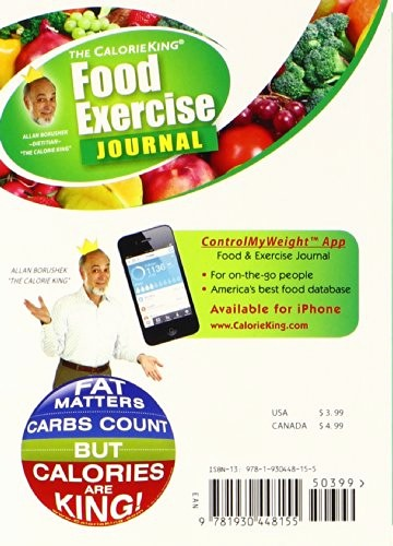 Online Food and Exercise Journal Best Of the Calorieking Food & Exercise Journal Buy Line In