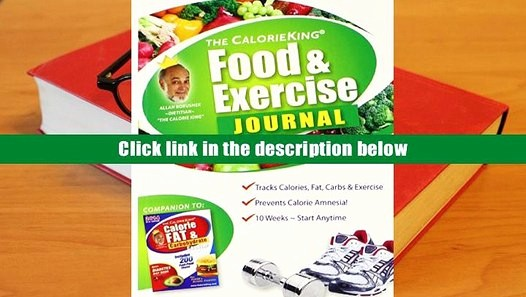 Online Food and Exercise Journal New Read Line the Calorieking Food Exercise Journal Alan