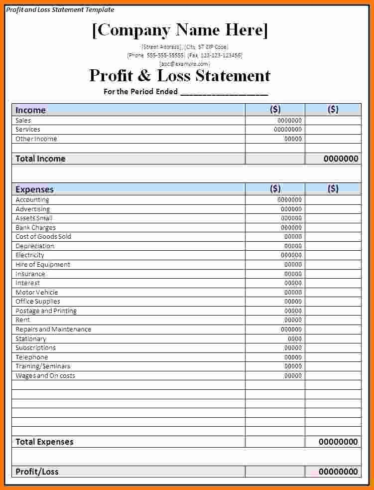 Online Profit and Loss Statement Luxury Write My Paper Resume Excel format assignmentshelper