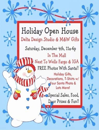 Open House Flyer Template Free Beautiful Christmas Open House Flyer Template Free Templates Data