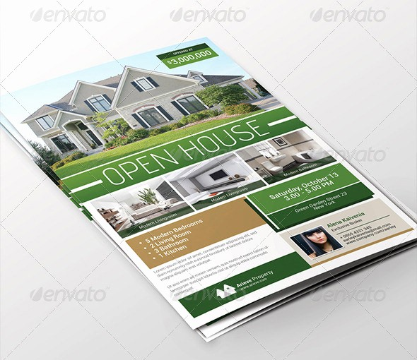 Open House Flyer Template Free Beautiful Open House Flyer Templates – 39 Free Psd format Download