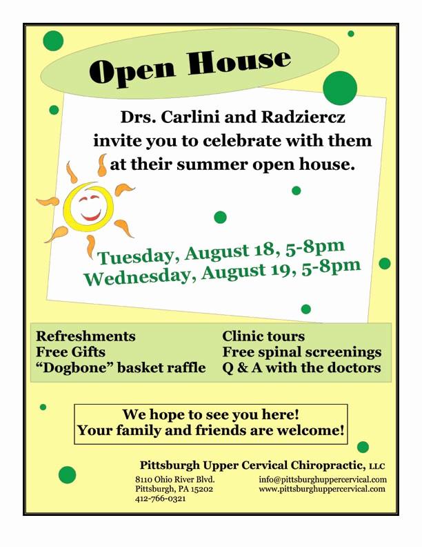 Open House Flyers for School Beautiful 14 Best S Of Bible College Open House Flyer School