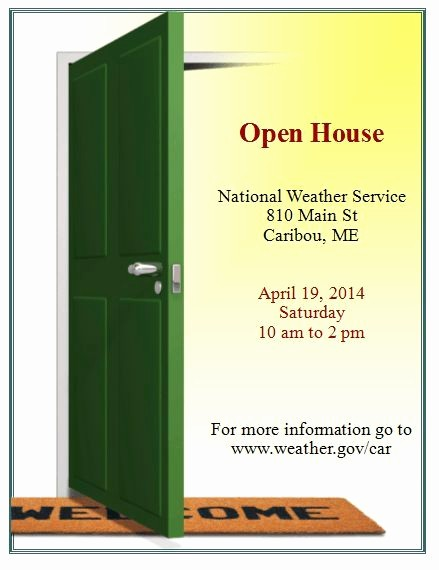 Open House Flyers for School Inspirational Open House Flyer Templates for Microsoft Word